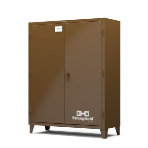 "Strong Hold Plus – 60"" Wide Industrial Cabinets"