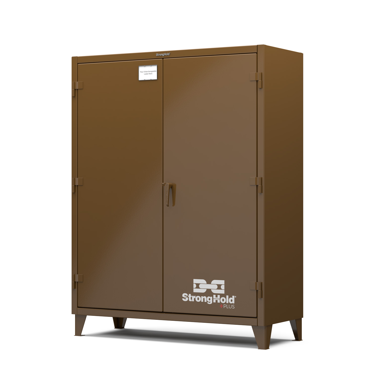 """Strong Hold Plus – 60"""" Wide Industrial Cabinets"""