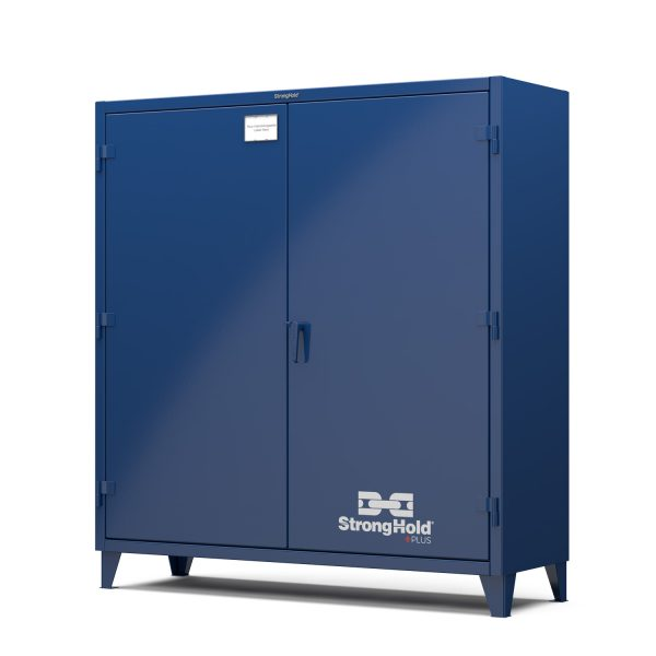 Industrial Cabinet with Power Strip
