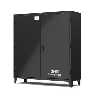 "Strong Hold Plus – 72"" Wide Industrial Cabinets"