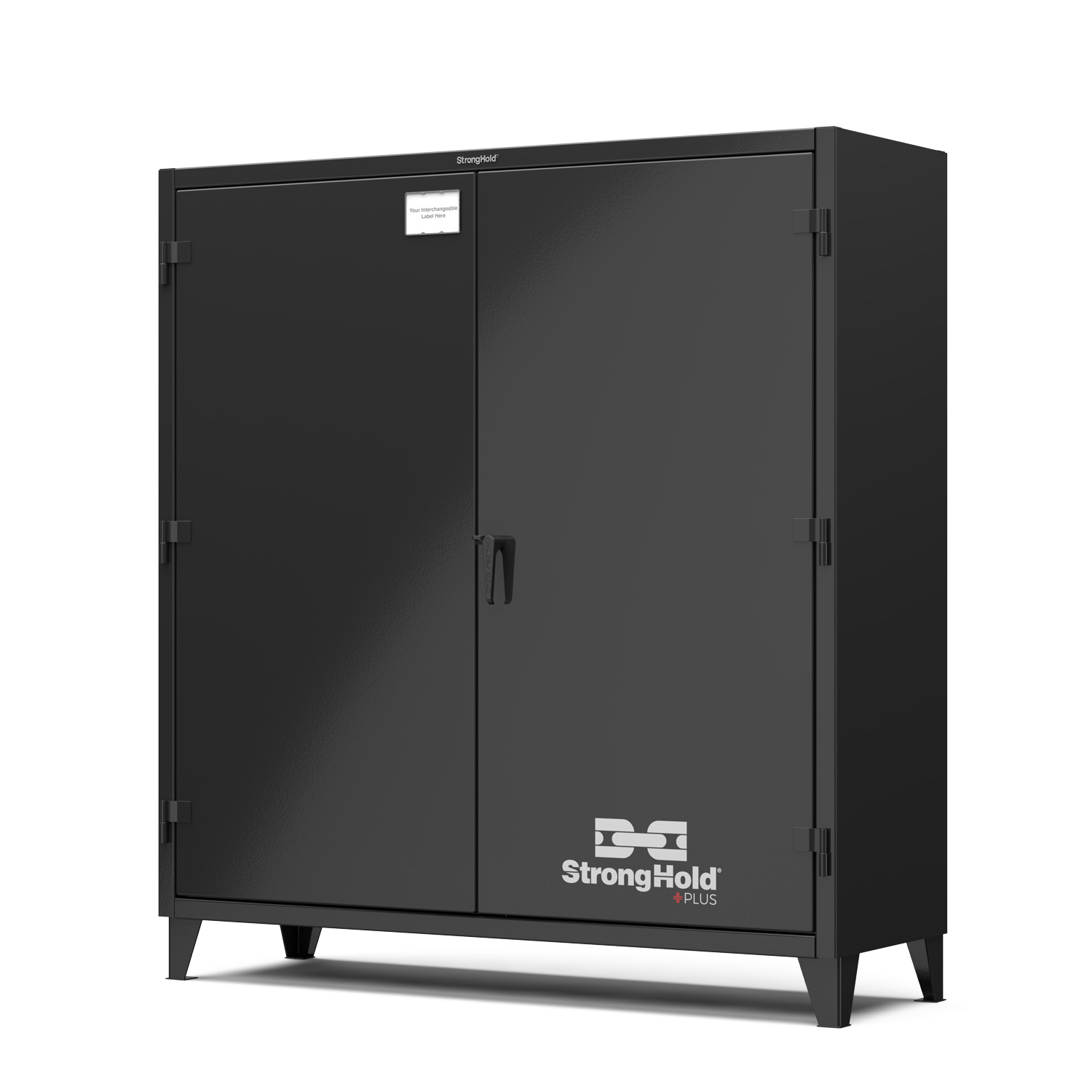 """Strong Hold Plus – 72"""" Wide Industrial Cabinets"""